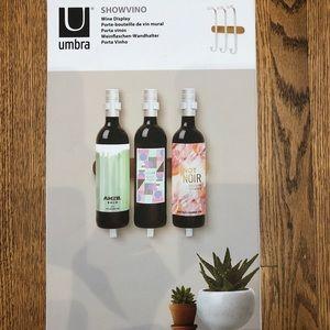 NWT Umbra Showvino Wine Display